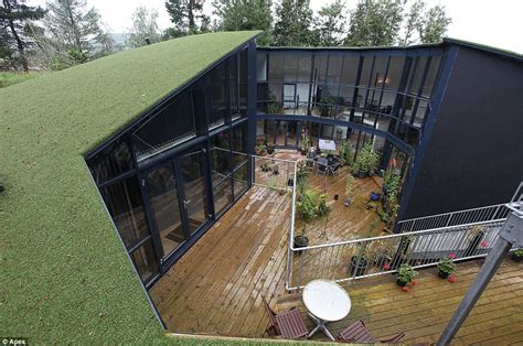 Underground Home Design Images Property Pioneers Build 163 1 25million Home Inside A