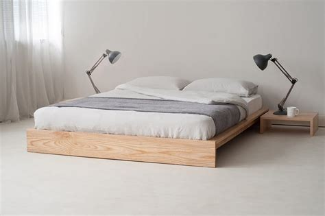 Minimalist Bedroom diy minimalist bed frame bed frame diy pinterest diy bed
