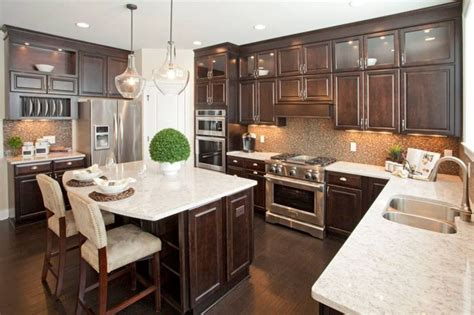 Pulte Homes Kitchen Cabinets by Best 123 Kitchen Designs Images On