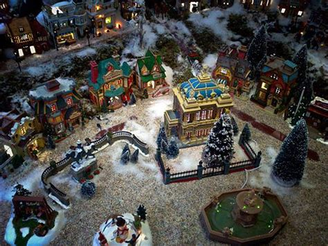 minuiture christmas towns 17 best images about mini towns on villages glitter and bottle