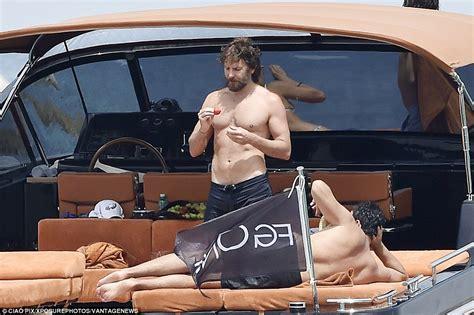 watch fresh off the boat online uk irina shayk and bradley cooper enjoy holiday on boat in