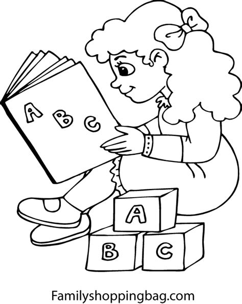 coloring pages of students reading gt coloring pages children reading wallpapersskin