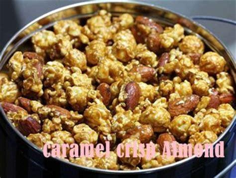 Popcorn Garrett Caramel Crisp Size L plaza ladysquare largest shopping market