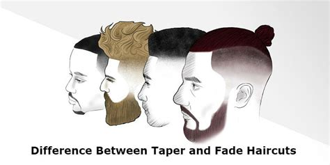 difference between a taper cut and a undercut hairstyle difference between taper and fade haircuts calisia net