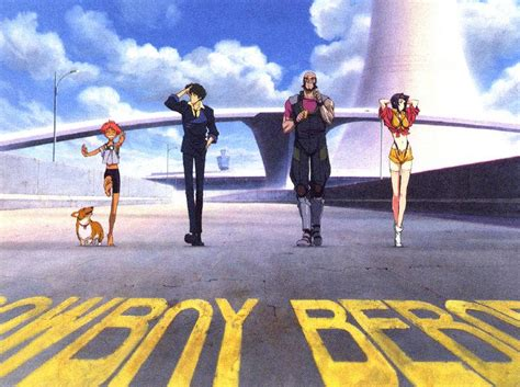 my cowboy bebop my history with anime a s box