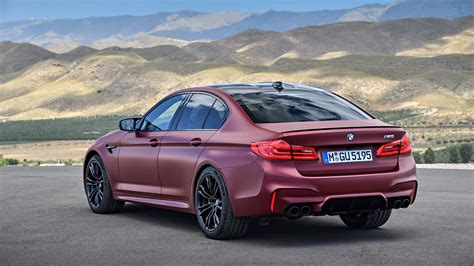 2018 bmw m5 wallpapers hd images wsupercars