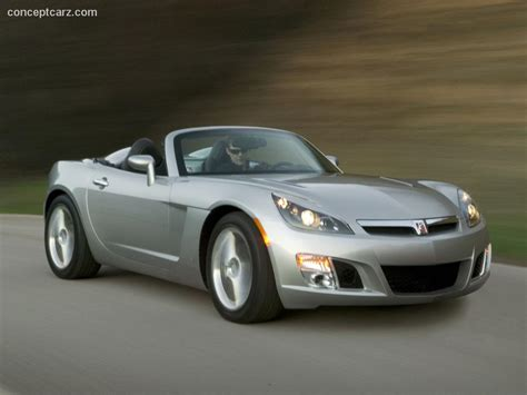 Auction Results And Data For 2007 Saturn Sky Redline