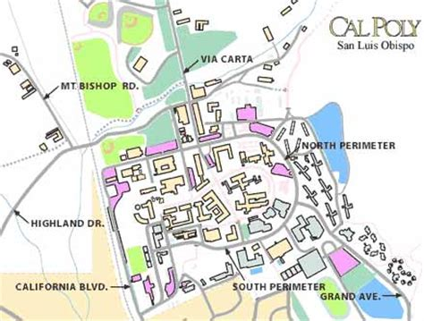 cal poly pomona map directions to the performance sale performance sales cal poly san luis obispo