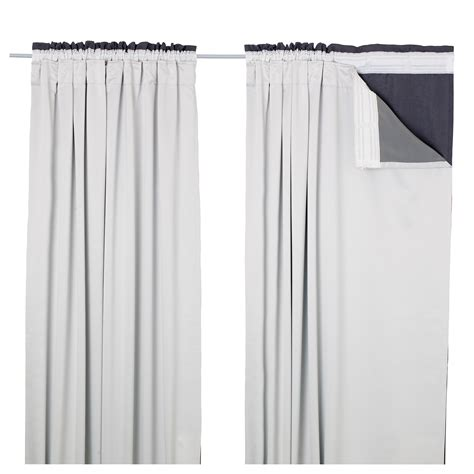 light blocking curtains ikea decoration cool grey light blocking curtains decor with