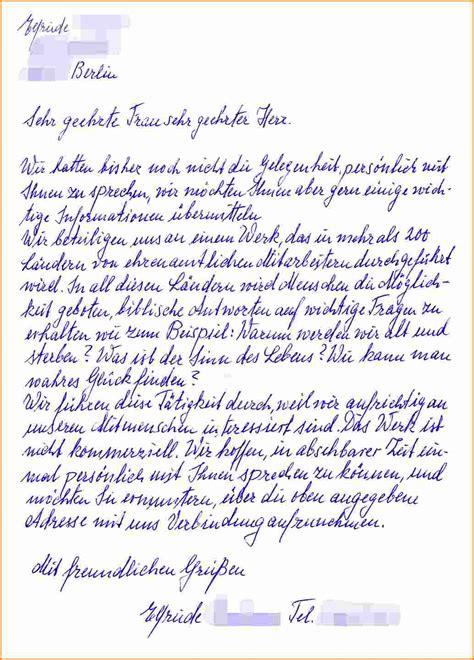 Handwritten Thank You Letter Format written letter format letter format 2017