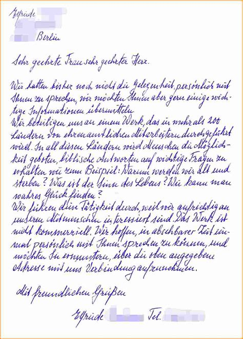 Formal Handwritten Thank You Letter Format 9 Handwritten Letter Format Petition Exle