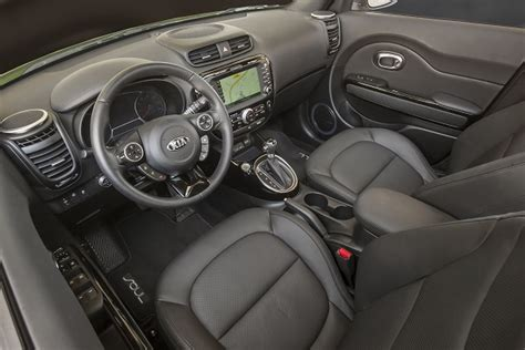 Kia Soul Leather Interior by 2016 Kia Soul Gets A Handful Of Updates Insider Car News
