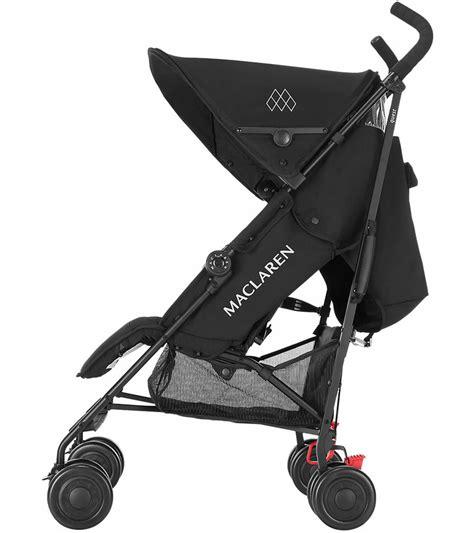 maclaren 2016 2017 quest stroller black black