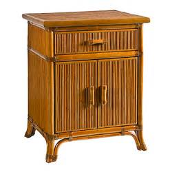 Rattan Nightstand David Francis Furniture Pencil Rattan Nightstand With Drawers