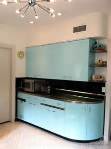metal kitchen cabinets robert and caroline s mid century home with dreamy st