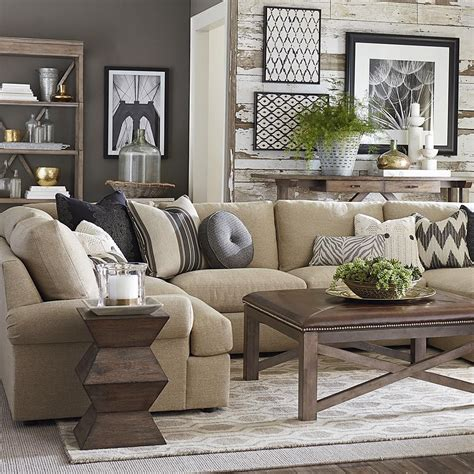 Family Sectional Sofa Sutton U Shaped Sectional Room Living Rooms And Pillows