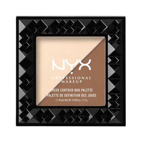 Nyx Contour Palette cheek contour duo palette nyx professional makeup
