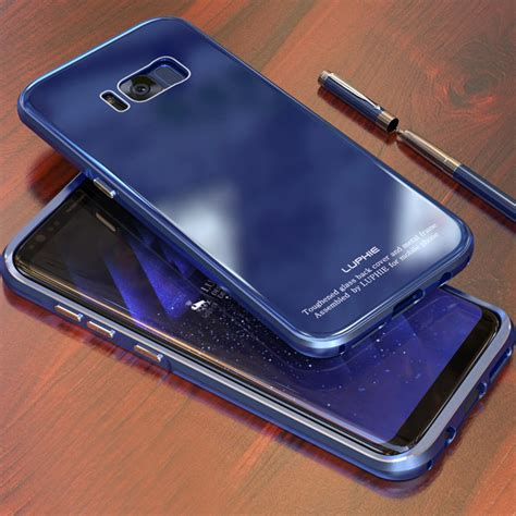 Hardcase 2 Layer Premium Dotted Metalic Samsung Note 4 for samsung galaxy note 8 s8 luphie aluminum metal bumper back cover ebay