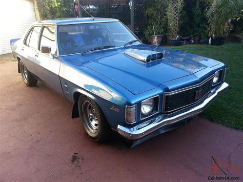 1975 gts holden monaro four 4 door blue 308 4