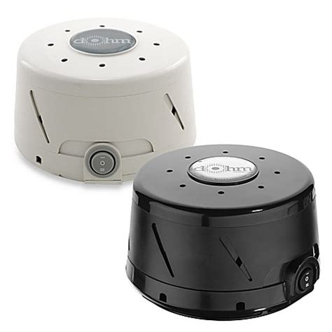 bathroom noise machine marpac dohm original sound conditioner bed bath beyond