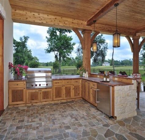 beautiful outdoor kitchens pinterest the world s catalog of ideas