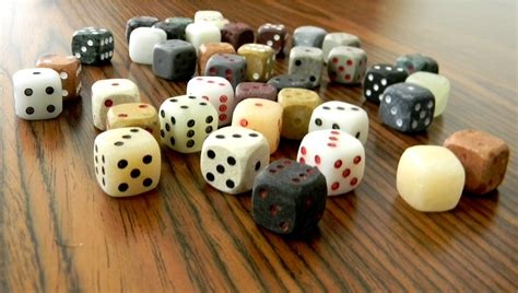 Handmade Dice - eternity dice handmade dice escape studios