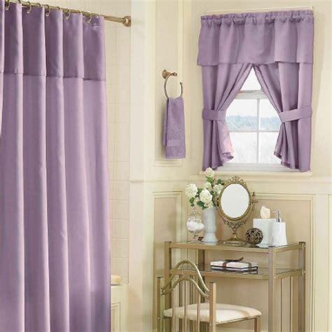 Bathroom Curtains Sets by Bathroom Sets Brylanehome 5 Pc Bathroom Curtain Set