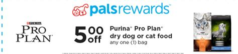 pro plan food coupons 5 purina pro plan or cat food coupon how to shop for free with kathy spencer