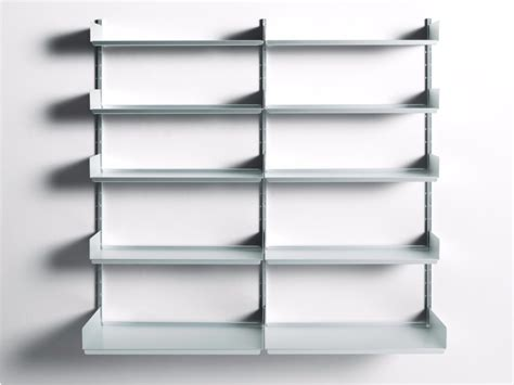 sectional extruded aluminum bookcase 606 universal