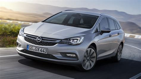 2017 Opel Astra Sports Tourer Picture 645438 Car