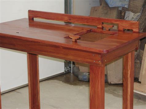 fish cleaning table by sawdust lumberjocks