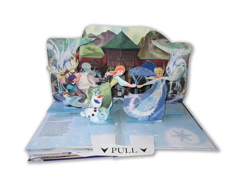 libro frozen a pop up adventure best pop up books for kids popsugar moms