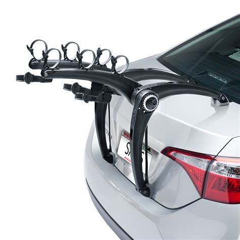 Car Trunk Bike Rack by Superbones 3 Bike Car Rack Saris