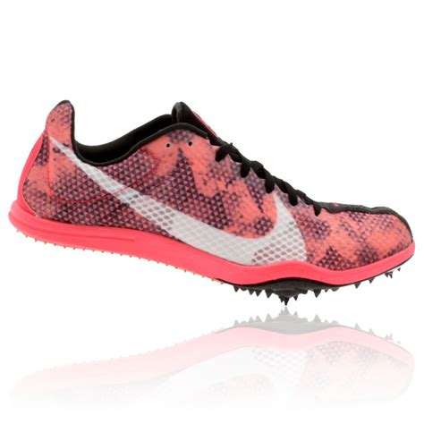 nike running shoes with spikes nike zoom w 4 s middle distance running spikes