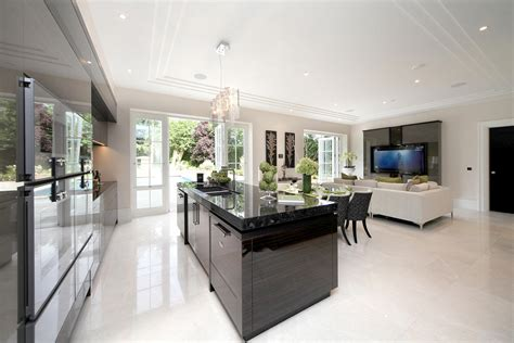 Kitchen Design Surrey by Stephen Clasper Interiors Saddlestone
