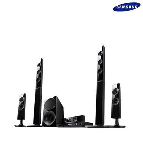 Home Theater Samsung Ht Es455k buy samsung ht es455k 5 1 home theatre system at