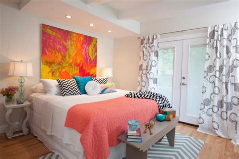 coral bedroom paint photo page hgtv