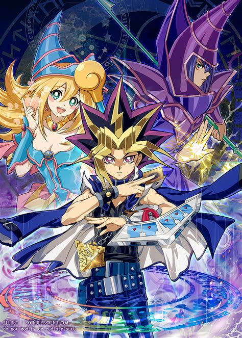 yugioh android wallpaper yu gi oh 20th anniversary by kaze hime on deviantart