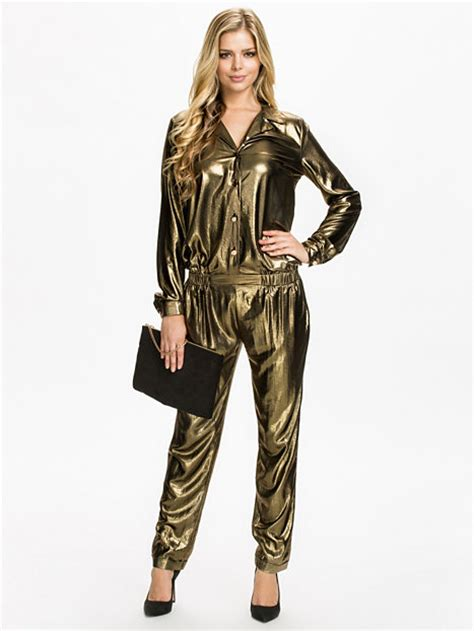 River Island Gift Card Page - boilersuit river island gold jumpsuits clothing women nelly com uk