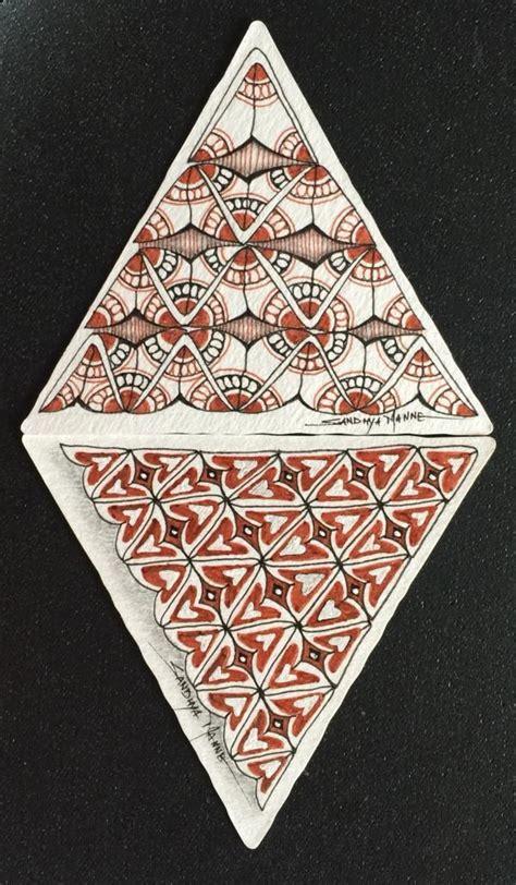 doodle pattern tiles 1293 best tan tiles images on pinterest zen tangles