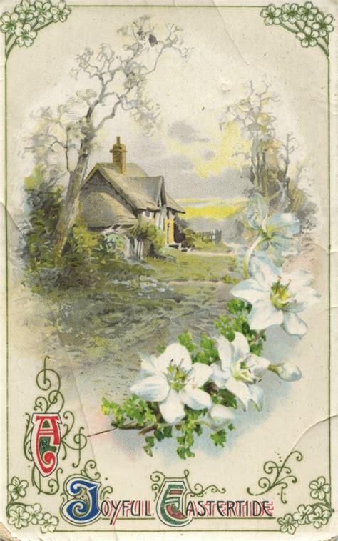 Easter Postcard vintage easter postcards vintage postcards