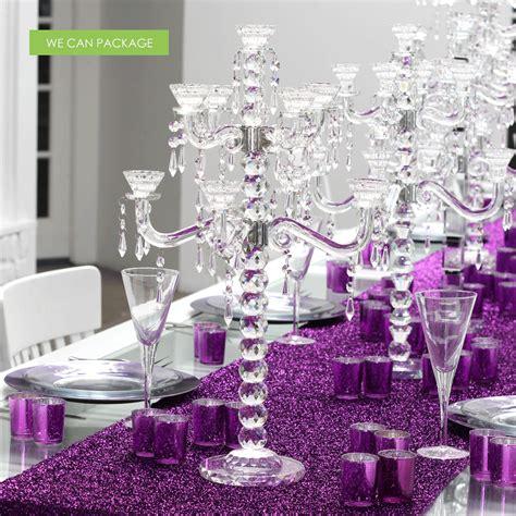 glass candelabra centerpieces glass candelabra wholesale candelabras table