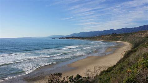 rincon park county carpinteria ca california beaches