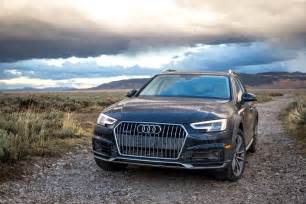 Where Is Audi From Originally 2017 Audi A4 Allroad Test Review