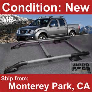 2011 Nissan Frontier Roof Rack Nissan Frontier Up Truck Roof Rack Rail Cross Bar 05