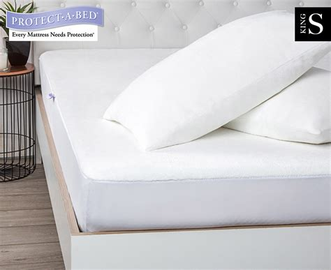 protect a bed king protect a bed plush king bed single mattress protector