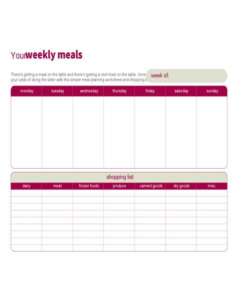one week planner template one week planner template calendar template 2016
