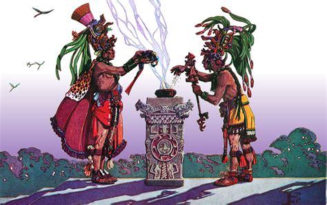 Imagenes De Sacerdotes Mayas | los mayas organizaci 243 n social maya