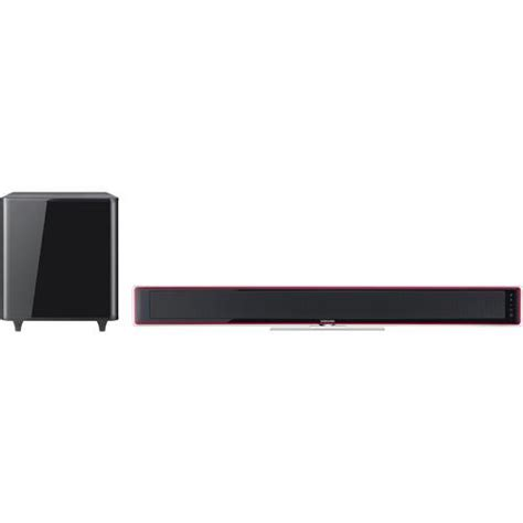 samsung ht ws1 soundbar home theater system ht ws1r b h