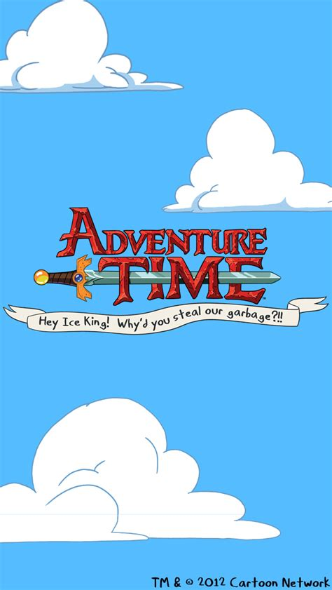 wallpaper for iphone adventure time adventure time logo iphone 5 wallpaper 640x1136